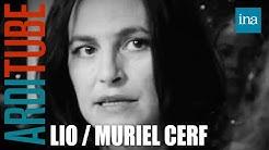 Clash Muriel Cerf / Lio à propos de Bertrand Cantat | Archive INA