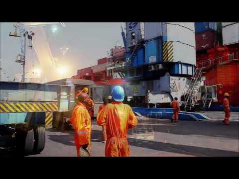 Tincan Island Container Terminal Tour