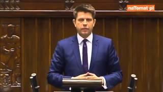 Ryszard Petru uspokaja Krystyne Pawlowicz [naTemat.pl]