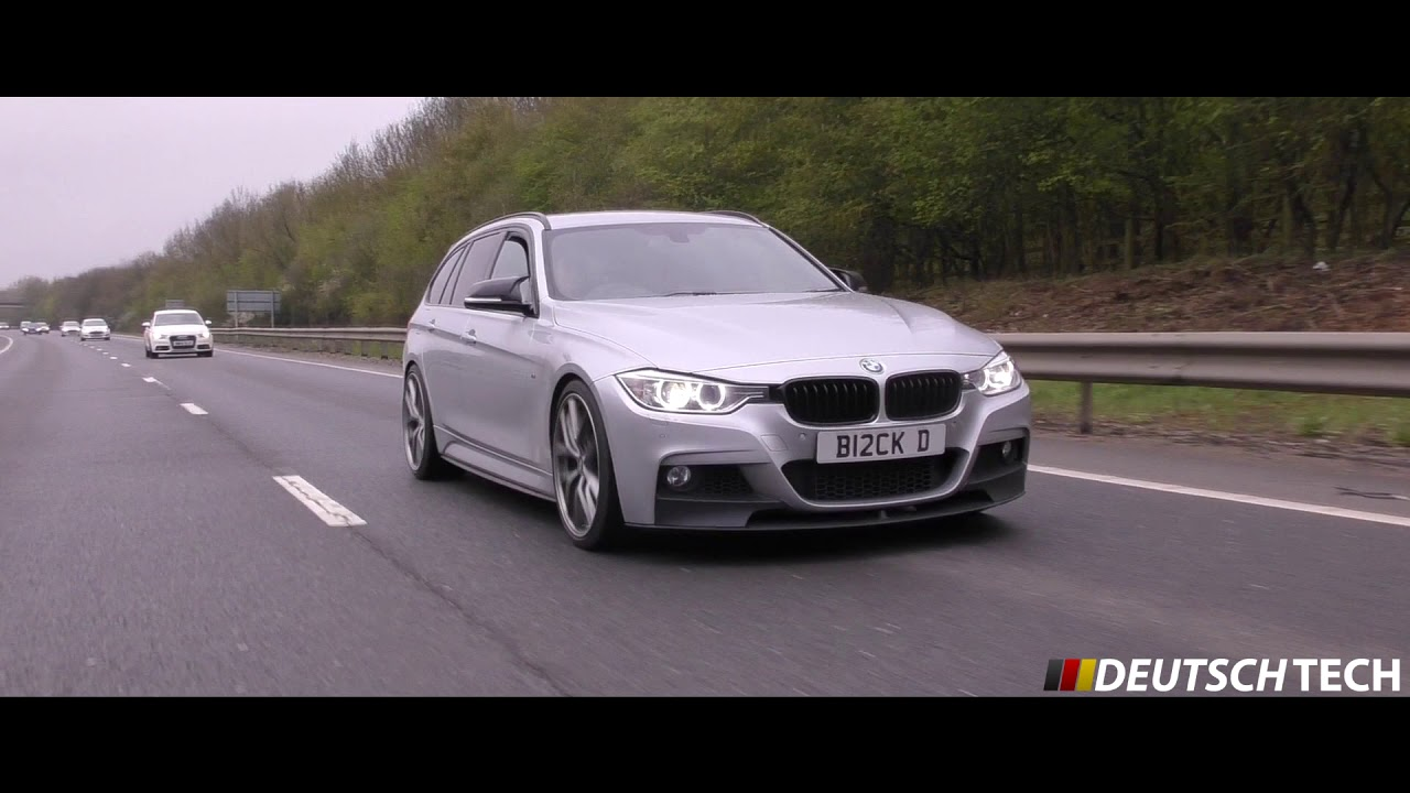 F31 335d Hybrid Turbo Conversion - BMW 3-Series and 4-Series