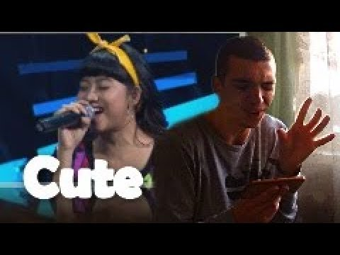 GHEA INDRAWARI-ENGLISH MAN IN NEW YORK(Sting)-ELIMINATION 3-Indonesian Idol 2018||RUSSIAN REACTION