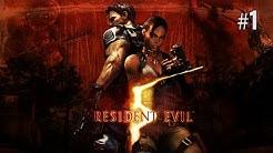 Twitch Livestream   Resident Evil 5 w/Tina Part 1 [Xbox One]