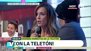 La chistosa entrevista de Ruperto a Diana Bolocco en la Teletón   Bienvenidos