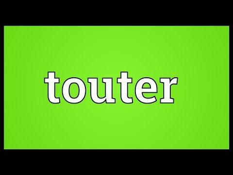 Header of touter