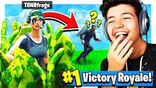 *NEW* HIDE N SEEK FORTNITE GAMEMODE! w/ BajanCanadian