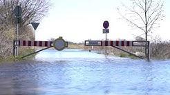 Hochwasser Fehmarn