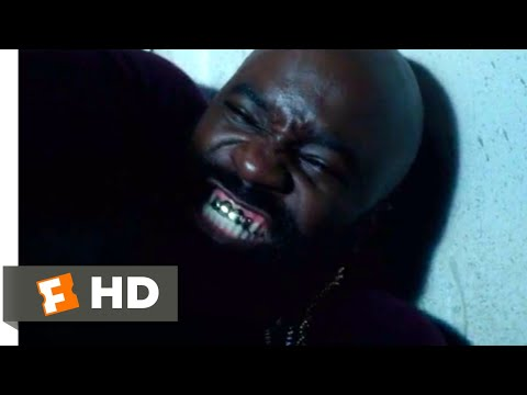 Black and Blue (2019) - Police Raid Scene (8/10) | Movieclips