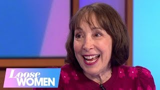 Grease Legend Didi Conn Joins the Panel to Discuss Competing on Dancing on Ice | Loose Women