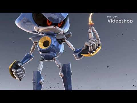 Fan Made Sonic The Hedgehog Movie 2 Scene Metal Sonic Youtube