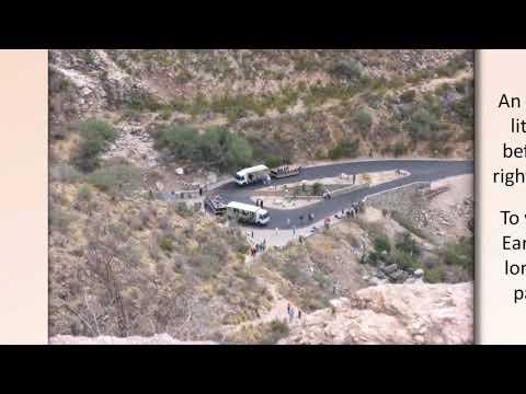 The Tucson Years 1963-65 Slideshow - 'Sabino Canyon' (2 of 7) - William Branham Photos