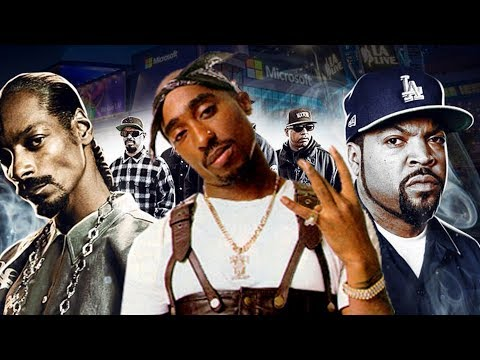 Ice Cube, 2Pac, Snoop Dogg, Eazy E - West Side Nation