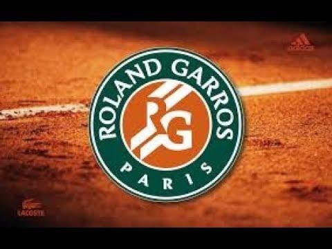 بطولة رولان جاروس  تعريف  بها French Open TENNIS roland garros  جراند سلام  Grand Slam tennis