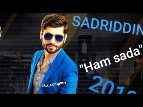 "Sadriddin New song 2019 ""Ham sada"" Садриддин Начмиддин ""Ҳам садо"" 2019"