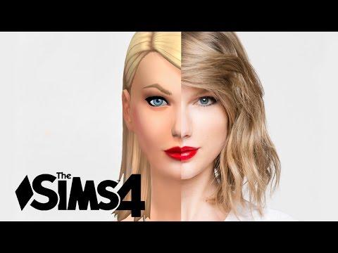 Sims 4 Taylor Swift