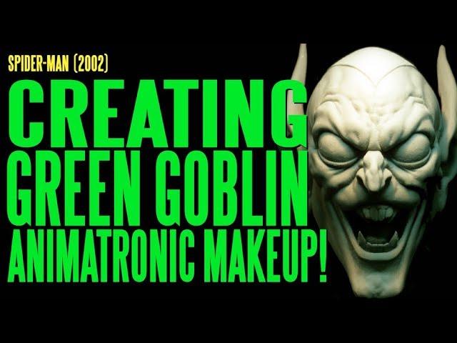 Original Green Goblin Mask Was Comic Accurate Screen Rant