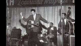 "Elvis - lousiana hayride - 1954 "" That's all right"""