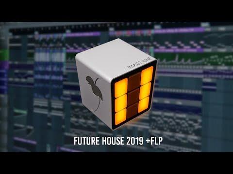 Future House / Future Bounce FL Studio 20 +FLP (Martin Garrix, Retrovision, Brooks)
