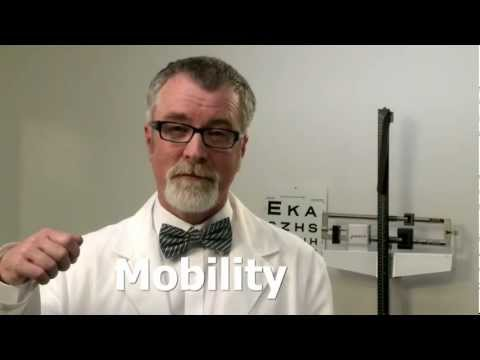 Training video - assessing mobility in older adults