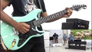 Ousado Amor (Reckess Love) // Guitar Cam - Igreja Mundial Belém PA
