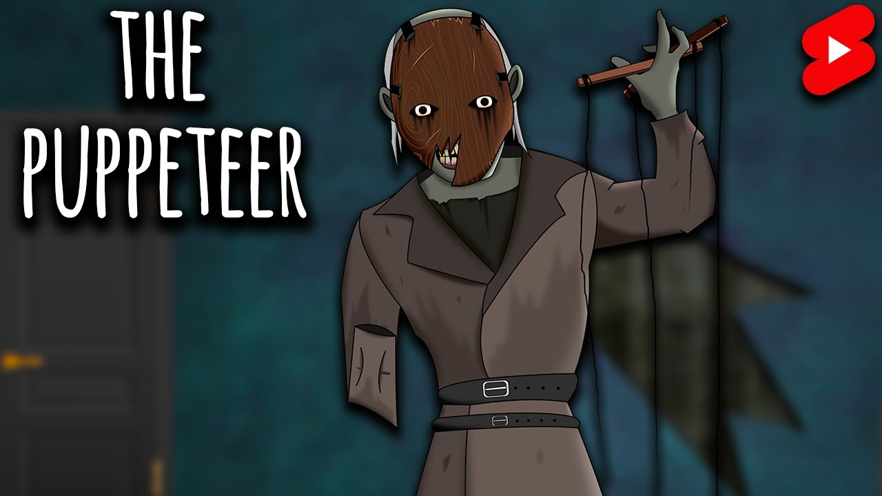 The Puppeteer   Little Nightmares   #shorts
