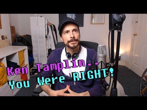 Ken Tamplin You Were RIGHT! - Singing