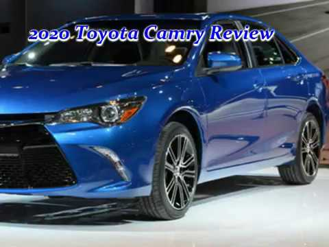 2020 Toyota Camry Review And Specs | Aggressive Style ...