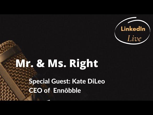 Mr. & Ms. Right