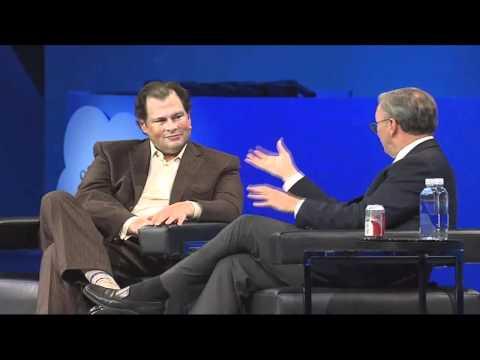 Eric Schmidt talks the Future of Enterprise Software