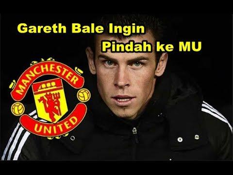 BURSA TRANSFER MUSIM PANAS - Bintang Real Madrid Gareth Bale Ingin Pindah ke Manchester United?