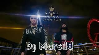 Azet & Zuna - Skam Koh Instrumental Beat (reprod. Dj MarSick)
