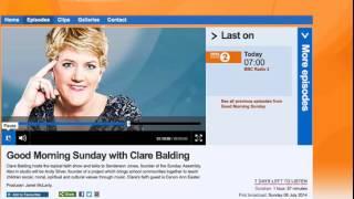 Clare Balding interview