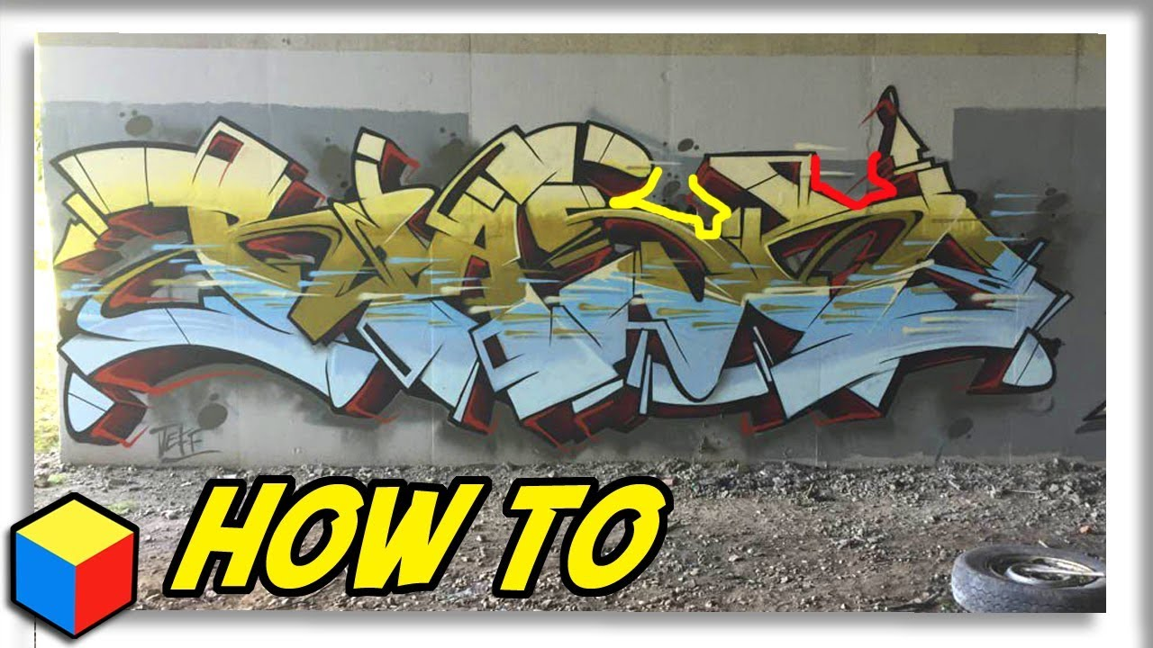 How to graffiti negative space management all you need to know