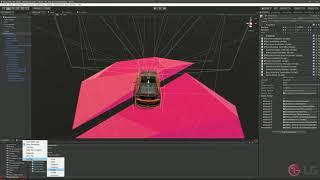 Deep Learning Lane Following using LGSVL Simulator & ROS2