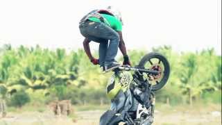Repeat youtube video Never enough - free style bike stunt by throttlerz (Padma prashanth)