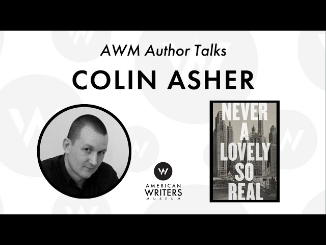 Colin Asher discusses his biography