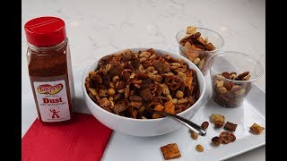 Texas Desert Heat Snack Mix