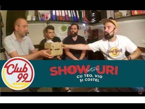 Podcast #111 | Misogini cu Sergiu Mirica si Victor Bara | Intre showuri cu Teo Vio si Costel