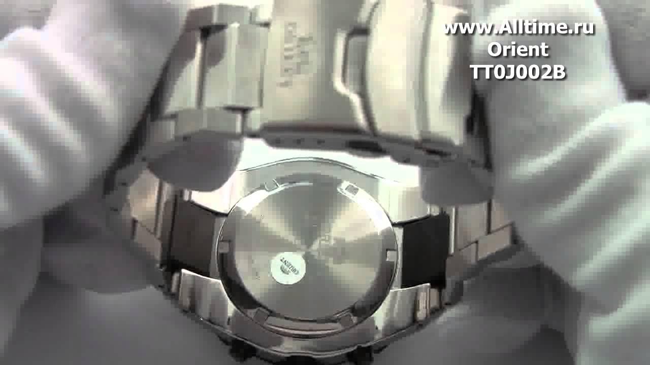 Мужские часы Orient TT0J002B Мужские часы Jacques Lemans 1-1838A