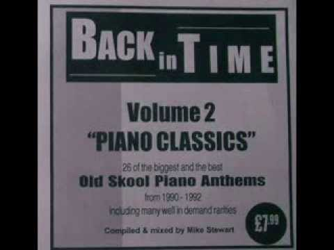 Back In Time - Piano Classics