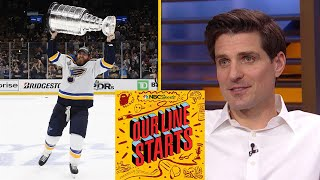 Breaking down potential NHL playoff scenarios | Our Line Starts | NBC Sports