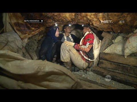 Penambangan Emas Ilegal Yang Penuh Resiko Di Cibeber, Lebak Banten - Satu Indonesia