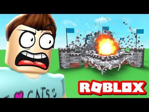 ROBLOX DESTRUCTION SIMULATOR