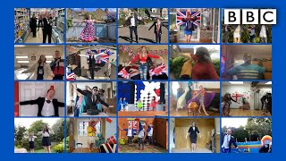 Our fabulous viewers recreate iconic Eurovision performances! - BBC