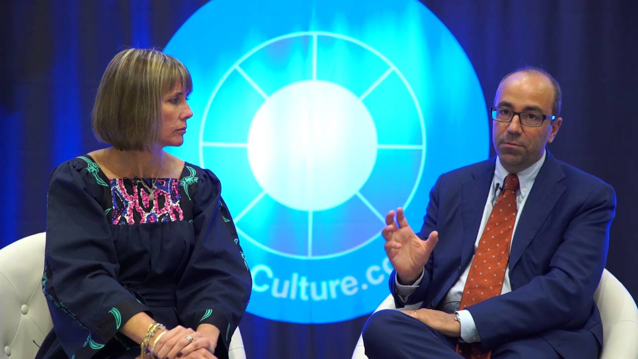 GetGlobal 2016 Hub Culture Interview w/Andrea Montanino, Atlantic Council