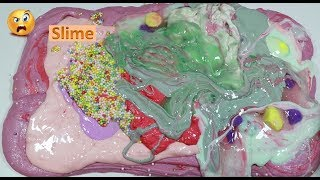 #4 Trộn 10 Hủ Slime Của Bắp Lại Với Nhau II