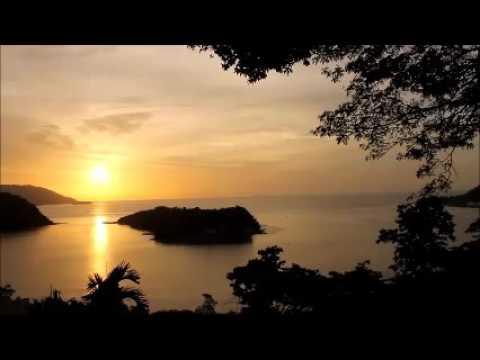 Sunset Klah Island Sabang, Aceh - Indonesia