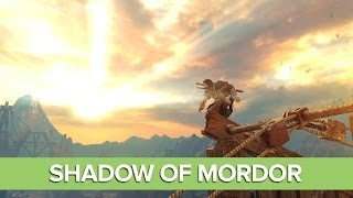 Shadow of Mordor Gameplay Trailer - Middle-Earth: Shadow of Mordor