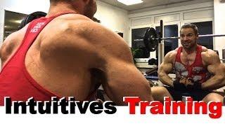 Intuitives Training und Ernährung - Wie funktioniert das?