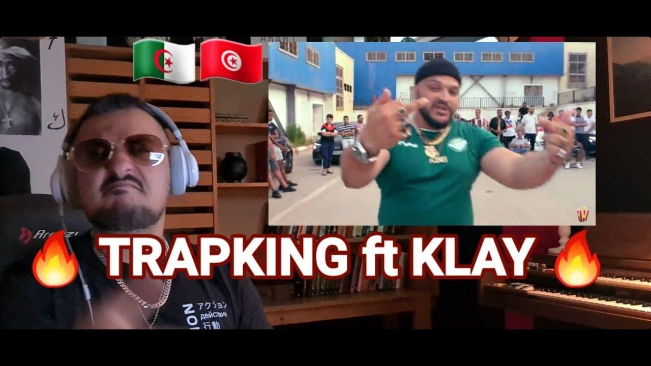 Klay ft.Trap King - Intergouvernementalisations (Clip Officiel) REACTION 🇹🇳🇩🇿