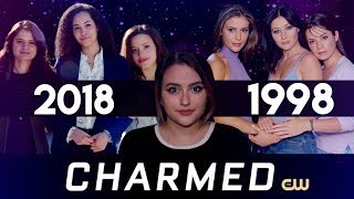 ЗАЧАРОВАННЫЕ 2018 - НОВЫЙ СЕРИАЛ И ТРЕЙЛЕР
